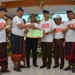 Dewan Bali Hadiri Deklarasi Penyelamatan Aset Negara