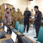Ketua Komisi I Cek Kesiapan Penerimaan CPNS