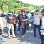 Sidak ke Pelabuhan Padangbai, Diah Srikandi: Alat Rapid Test Minim