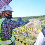 Ketua DPRD Bali Lakukan Pengawasan Pembangunan Bendungan Tamblang Buleleng