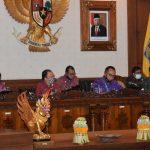 Rapat Paripurna DPRD Bali, Setujui Ranperda RPIP Bali