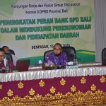 FGD Pemulihan Ekonomi dan Pariwisata Bali