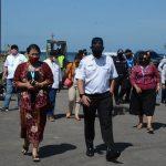 Komisi III DPRD Bali, Monitoring Kapal Karam di Padangbai