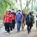DPRD Bali Meninjau Rencana Penelusuran Sungai di Kecamatan Mendoyo, Jembrana