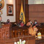 Bali Energi Mandiri, Gubernur Koster Ajukan Raperda RUED-P  ke DPRD Bali