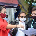 Aspirasi Masyarakat, Komisi III DPRD Bali Tinjau LPJU Jalan Ida Bagus Mantra, Klungkung
