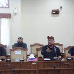 Komisi IV DPRD Bali Menerima Audiensi Terkait PPDB 2020