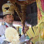 Piodalan Pura Dharma Praja Udiyana, Kantor DPRD Provinsi Bali