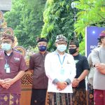 Tjok. Asmara Putra Sukawati Hadiri Pelepasan Road To Penerapan Tatanan Kehidupan Bali Era Baru