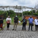 Komisi III Sambangi Proyek Mangkrak di Desa Celuk, Sukawati