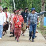 Pantau Kesiapan New Normal, DPRD Bali Kunjungi DTW Jatiluwih