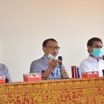 DPRD Bali Melakukan Koordinasi Kesiapan Tatanan Bali Era Baru di Desa Keliki Tegallalang