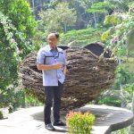 DPRD Bali Meninjau Persiapan Objek Wisata Rice Teracce Ceking Tegalalang