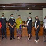DPRD Bali Menerima Koordinasi Komisi IV DPRD Gianyar