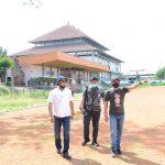 DPRD Bali Lakukan Kontroling di GOR Debes Tabanan