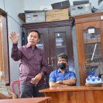 Koordinasi Komisi I DPRD Bali di Desa Senganan Penebel