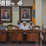 DPRD Bali menerima Audiensi KPUD Bali