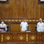 Sari Galung Hadiri Pelantikan Anggota Komite