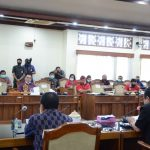 DPRD Bali Menggelar Rapat Kerja Gabungan dengan Eksekutif