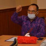 Ketua DPRD Bali Menerima Audiensi Korban SGB