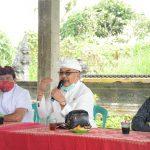 Komisi I DPRD Bali Edukasi Penerapan Protokol Kesehatan di Kintamani