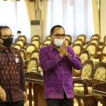 Paripurna Dewan Tentang Pembentukan dan Susunan Perangkat Daerah
