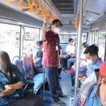 Komisi III DPRD Bali Laksanakan Peninjauan  Terhadap Trans Metro Dewata.