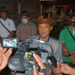 Reses, Wakil Ketua DPRD Bali di Desa Taro