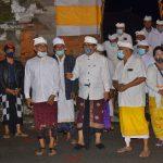 Ketua DPRD Bali Hadiri Pujawali di Pura Natar Sari, Apuan