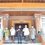 Ketua DPRD Provinsi Bali Lakukan Kunjungan Kerja ke Majelis Desa Adat Provinsi Bali