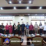 Komisi II DPRD Bali Gelar Raker dengan Dinas Pertanian dan Ketahanan Pangan serta PHMI Bali