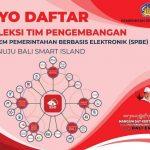 Pemerintah Provinsi Bali Buka Pendaftaran Seleksi Tim Pengembangan SPBE Provinsi Bali
