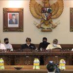 DPRD Provinsi Bali Gelar Rapat Paripurna ke-4 Masa Persidangan ke-I Tahun 2021