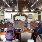 DPRD Bali Gelar Rapat Kerja terkait Aduan Masyarakat Desa Perean terkait Normalisasi Subak Palian