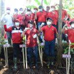 DPRD Bali Hadiri Kegiatan Gerakan Serentak Penanaman Pohon dalam Rangkaian Peringatan Bulan Bung Karno