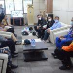Komisi III DPRD Provinsi Bali Lakukan Koordinasi Terkait Perkembangan Proses Evakuasi Korban Kecelakan Kapal YUNICEE
