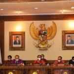 DPRD Bali Gelar Rapat Paripurna ke-17 Masa Persidangan II Tahun 2021