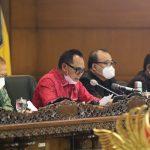 DPRD Bali Gelar Rapat Paripurna ke-22 Masa Persidangan III Tahun 2021